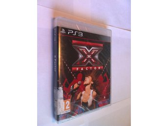 PS3: X Factor/X-Factor - Inplastad