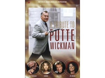 A Tribute To Putte Wickman DVD