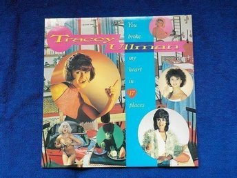 LP Tracey Ullman  You broke my heart in 17 places