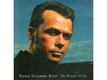 Patrik Stenberg Band - The Wonder Of You - 2005 - CD