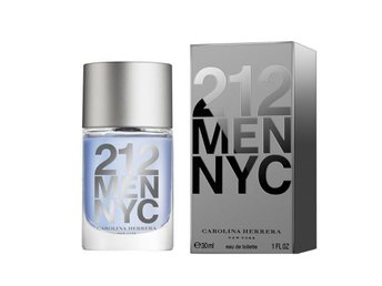 Carolina Herrera 212 NYC men edt 30ml - Linköping - Carolina Herrera 212 NYC men edt 30ml - Linköping
