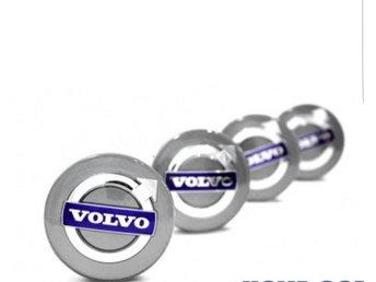 2016 Volvo Centrumkåpor passar C70 S60, S80, S90 V70, V90 XC70, XC60, XC90 mm - Trelleborg - 2016 Volvo Centrumkåpor passar C70 S60, S80, S90 V70, V90 XC70, XC60, XC90 mm - Trelleborg