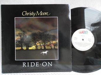 CHRISTY MOORE - RIDE ON - WEA 240 407-1