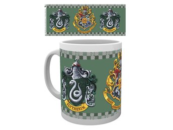 Mugg - Harry Potter - Slytherin
