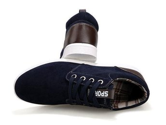 Men's Fashion skor strl 40 dark blue - Los Angeles - Men's Fashion skor strl 40 dark blue - Los Angeles