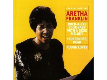 Franklin Aretha: The electrifying (Vinyl LP)