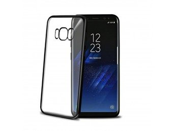 Celly Laser Cover Galaxy S8 Svart