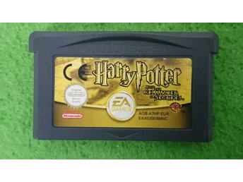 Harry Potter and the Chamber of Secrets Gameboy Advance Nintendo GBA