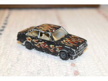 Ford Escort RS2000/matchbox superfast 1978-no9(special)flames..