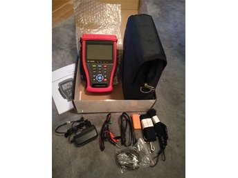 IPC TESTER, All-in-one Camera Tester, 4K  H,265 Helt ny.