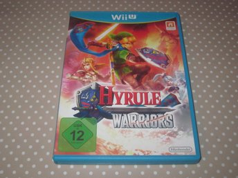 Hyrule Warriors till Wii U