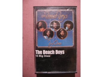 Beach Boys – 15 BIG ONCE – Warner Bros M5 2251- år 1976