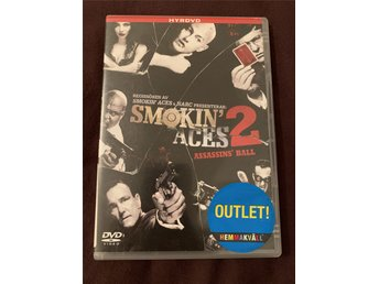 DVD - Smoking Aces 2