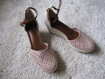 35544ab60b9c Din sko sandal stl 40 (351385558) ᐈ Köp på Tradera