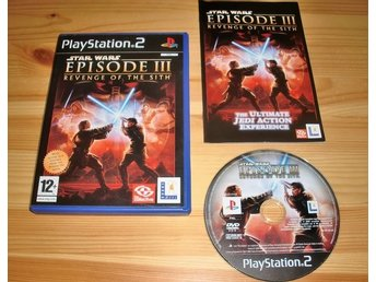PS2: Star Wars Episode III Revenge of the Sith