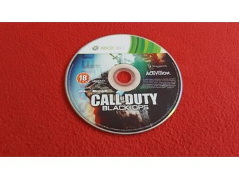 CALL OF DUTY BLACK OPS till Xbox 360