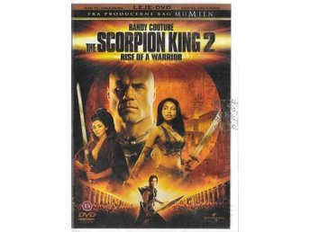 THE SCORPION KING 2 - RISE OF A WARRIOR (SVENSKT TEXT )