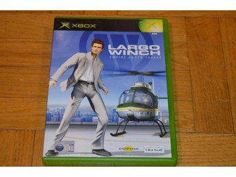 Largo Winch - Empire Under Threat Xbox