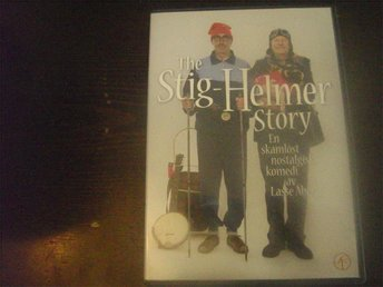 DVD-film: The Stig-Helmer story