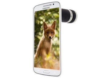 Zoom Objektiv 6X Samsung Galaxy Grand 2