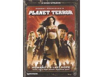 Planet Terror - Robert Rodriguez - åkersberga - Planet Terror - Robert Rodriguez - åkersberga