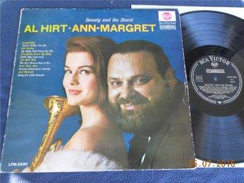 AL HIRT & ANN-MARGRET - Beauty & The Beard, RCA Victor LSP-2690 Tyskland '64 - Gävle - AL HIRT & ANN-MARGRET - Beauty & The Beard, RCA Victor LSP-2690 Tyskland '64 - Gävle