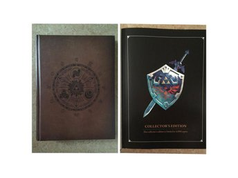 The Legend of Zelda Hyrule Historia Collector's edition