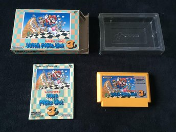 Super Mario Bros 3 Famicom *jap*