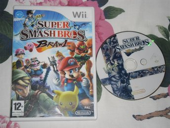Nintendo Wii: Super Smash Bros Brawl