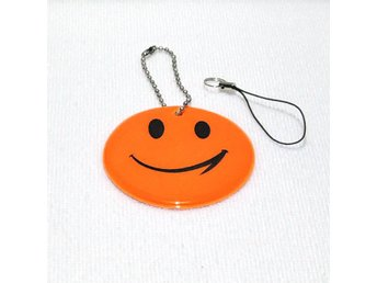 Reflex - Smiley - Orange