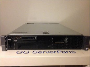 Dell Poweredge R710 2x X5690 6cores 192GB PERC H700 iDRAC6 2xPSU Rackskenor