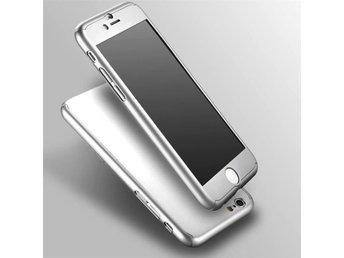 Iphone 6 6S skal & Skärmskydd i ett 360 case SILVER - Kalix - Iphone 6 6S skal & Skärmskydd i ett 360 case SILVER - Kalix