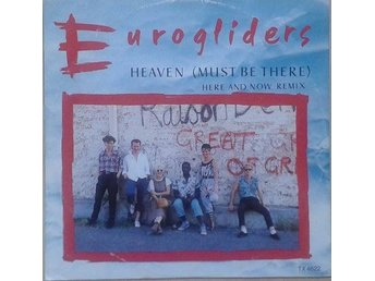 Euroglider title*  Heaven (Must Be There) (Here & Now Remix)* Pop Rock, Synth-po
