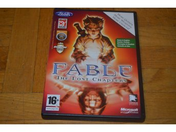 Fable - The Lost Chapters - PC Spel