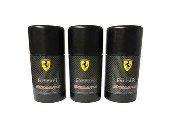 Ferrari Extreme Men - Deodorant Stick 3-pack - Göteborg - Ferrari Extreme Men - Deodorant Stick 3-pack - Göteborg