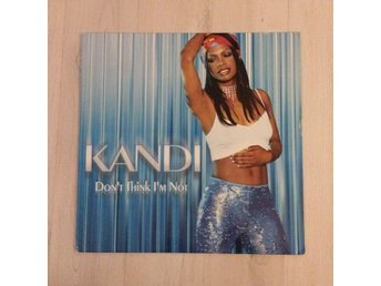"KANDI - DON´T THINK I´M NOT. (12"")"