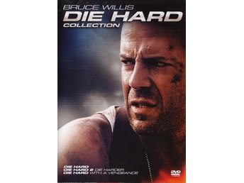Die Hard Collection (Beg)