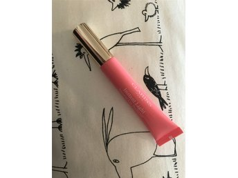 Clarins - instant light natural lip perfector 01 rose