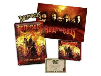 Ross The Boss: By blood sworn (Boxset/Ltd) (CD)