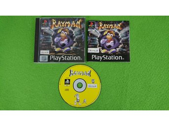 Rayman KOMPLETT Playstation ps1