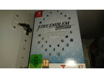Fire Emblem Warriors Collector's Edition