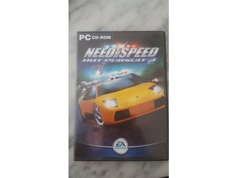 PC - need for speed Hot Pursuit 2