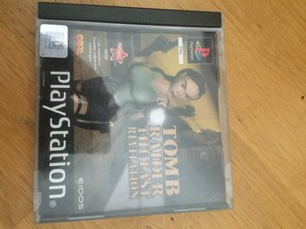 Playstation - Tomb raider the last revelation