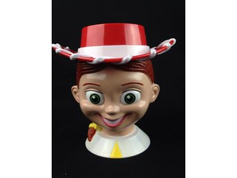 Disney on ice Toy Story Jessie Cowgirl mugg plast