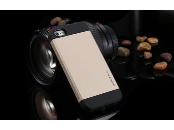 iPhone 5S / 5 Case Slim Armor - Champagne Gold