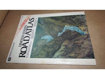 UNITED STATES ROAD ATLAS - Includes all 50 states