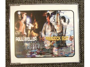 CD SKIVA THE PEACOCK SUIT EP SINGEL - PAUL WELLER I NYSKICK NORTHERN SOUL