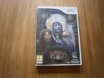Where the wild things are - The videogame - Wii (Komplett!)