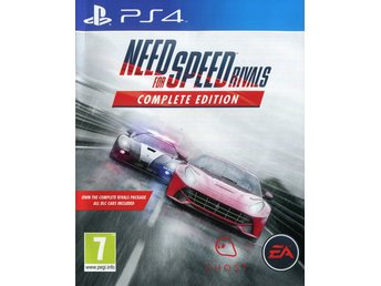 "PS4-spel ""Need for Speed Rivals"""