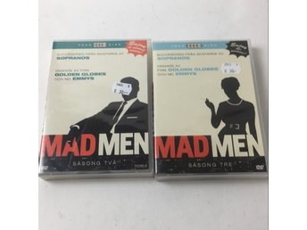 DVD-Film, Mad men säsong 2 & 3